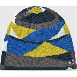 Columbia - Czapka. Szare czapki i kapelusze męskie Columbia. Za 89.90 zł.