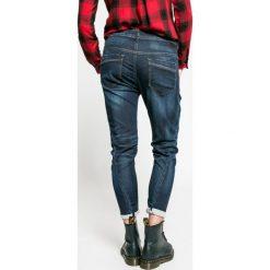 Diesel - Jeansy. Niebieskie jeansy damskie Diesel. W wyprzedaży za 579.90 zł.