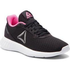 Buty Reebok - Lite DV4879 Black/White/Pink/.Alloy. Czarne obuwie sportowe damskie Reebok, z materiału. Za 179.00 zł.