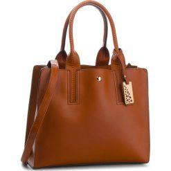 Torebka JENNY FAIRY - RC11745A Camel. Brązowe torebki do ręki damskie Jenny Fairy, ze skóry ekologicznej. Za 119.99 zł.