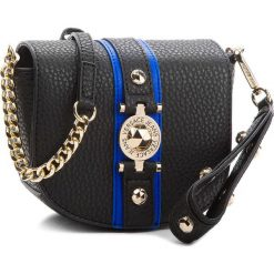 Torebka VERSACE JEANS - E1VSBBF5 Mag Grana Morsetto 70711. Czarne torebki do ręki damskie Versace Jeans, z jeansu. W wyprzedaży za 409.00 zł.