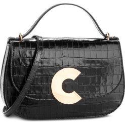Torebka COCCINELLE - CK3 Craquante Croco E1 CK3 12 02 01  Noir/Noir 001. Torebki do ręki damskie marki bonprix. W wyprzedaży za 1,569.00 zł.