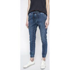 Pepe Jeans - Spodnie Cosie. Szare jeansy damskie Pepe Jeans. W wyprzedaży za 329.90 zł.