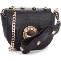 Torebka VERSACE JEANS - E1VSBBM6 70786 899. Czarne torebki do ręki damskie Versace Jeans, z jeansu. Za 589.00 zł.