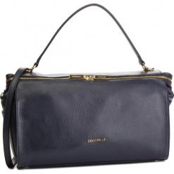 Torebka COCCINELLE - DHA Atsuko E1 DHA 12 01 01 Bleu B11. Niebieskie torebki do ręki damskie Coccinelle, ze skóry. Za 1,849.90 zł.