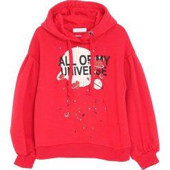 Czerwona Bluza Heart Beat. Czerwone bluzy dla dziewczynek Born2be. Za 59.99 zł.