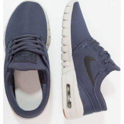 Nike SB STEFAN JANOSKI MAX Tenisówki i Trampki thunder blue/black/medium brown. Trampki i tenisówki chłopięce Nike SB, z materiału. Za 379.00 zł.
