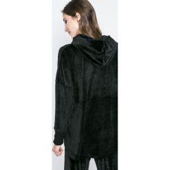 Dkny - Bluza piżamowa. Szare piżamy damskie DKNY, z dzianiny. W wyprzedaży za 159.90 zł.