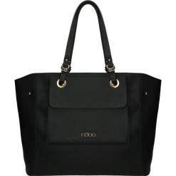 Torebka damska NBAG-E0180-C020 czarna. Czarne torebki do ręki damskie Nobo. Za 117.57 zł.
