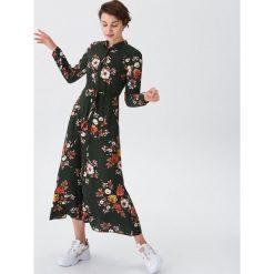 a3955d3df5 Sukienki maxi w kwiaty - Sukienki damskie - Kolekcja wiosna 2019 ...