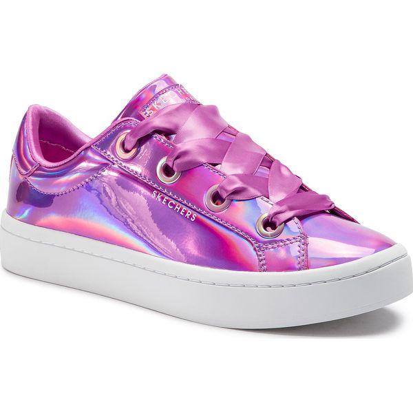 Sneakersy SKECHERS Liquid Bling 958PNK Pink