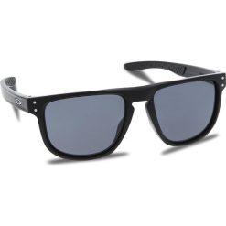 Okulary przeciwsłoneczne OAKLEY - Holbrook R OO9377-0155 Matte Black/Grey. Czarne okulary przeciwsłoneczne męskie Oakley, z tworzywa sztucznego. W wyprzedaży za 479.00 zł.