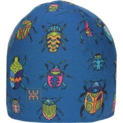 Dwuwarstwowa czapka Micro Double jr bugs. Szare czapki dla dzieci LUM. Za 52.44 zł.