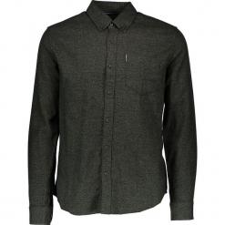 Koszula - Slim fit - w kolorze ciemnozielonym. Zielone koszule męskie Ben Sherman, z bawełny, button down. W wyprzedaży za 173.95 zł.