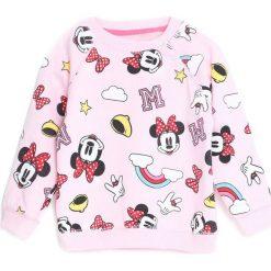 Jasnoróżowa Bluza Blossoming. Czerwone bluzy dla dziewczynek Born2be. Za 39.99 zł.