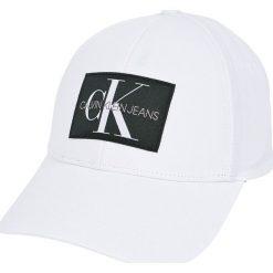 Calvin Klein Jeans - Czapka. Szare czapki i kapelusze męskie Calvin Klein Jeans. W wyprzedaży za 119.90 zł.