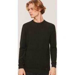 Sweter - Zielony. Zielone swetry przez głowę męskie House. Za 89.99 zł.