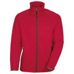 Vaude Kurtka Men's Gutulia Jacket Indian Red Xl. Czerwone kurtki sportowe męskie Vaude, z materiału. W wyprzedaży za 299.00 zł.
