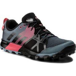 Buty adidas - Kanadia 8.1 Tr W CP9314 Rawste/Owhite/Reapnk. Szare obuwie sportowe damskie Adidas, z materiału. W wyprzedaży za 279.00 zł.