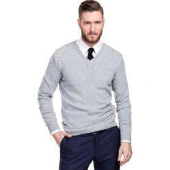 Sweter FABRIZIO SWPR000110. Swetry przez głowę męskie marki Giacomo Conti. Za 229.00 zł.