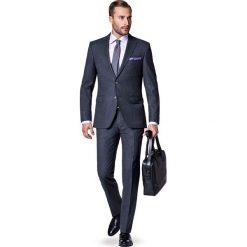 Garnitur Szary Sapporo. Szare garnitury męskie LANCERTO, z tkaniny. W wyprzedaży za 699.90 zł.