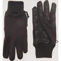 Rękawiczki - Czarny. Rękawiczki męskie marki FOUGANZA. W wyprzedaży za 29.99 zł.