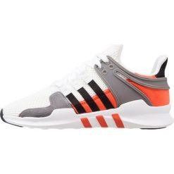 Adidas Originals EQT SUPPORT ADV Tenisówki i Trampki white/core black/bold orange. Trampki męskie adidas Originals, z materiału. W wyprzedaży za 399.20 zł.