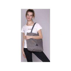 TORBA DAMSKA na ramię jasno szara. Szare torby na ramię damskie Drops. Za 139.00 zł.
