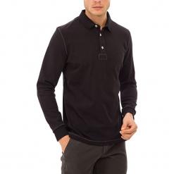 Koszulka polo w kolorze czarnym. Koszulki polo męskie marki INESIS. W wyprzedaży za 164.95 zł.