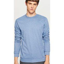 Melanżowy longsleeve - Niebieski. Bluzki z długim rękawem męskie marki Marie Zélie. W wyprzedaży za 39.99 zł.