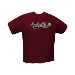 GamersWear LUCKY SHOT T-Shirt Ruby (S)  (5024-S). Czerwone t-shirty i topy dla dziewczynek GamersWear. Za 56.80 zł.
