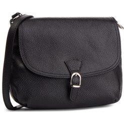 Torebka CREOLE - K10583  Czarny. Czarne torebki do ręki damskie Creole, ze skóry. Za 189.00 zł.