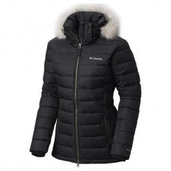 Columbia Kurtka Zimowa Damska Ponderay Jacket Black S. Czarne kurtki sportowe damskie Columbia, na zimę. Za 799.00 zł.