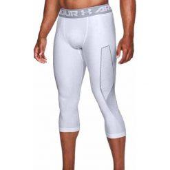 Under Armour Legginsy męskie HG Graphic 3/4 białe r. L (1309925-100). Spodnie sportowe męskie Under Armour. Za 120.98 zł.