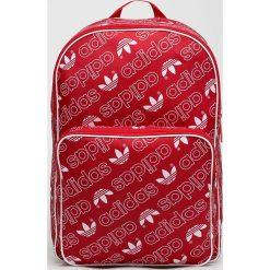 Adidas Originals - Plecak. Czerwone plecaki damskie adidas Originals, z materiału. Za 149.90 zł.