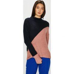 Jacqueline de Yong - Sweter Eva. Szare swetry damskie Jacqueline de Yong, z dzianiny. Za 119.90 zł.