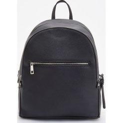 Elegancki plecak - Czarny. Plecaki damskie marki WED'ZE. W wyprzedaży za 49.99 zł.