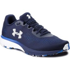 Buty UNDER ARMOUR - Ua Charged Spark 3021646-400 Nvy. Niebieskie buty sportowe męskie Under Armour, z materiału. W wyprzedaży za 239.00 zł.