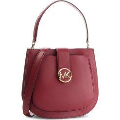 Torebka MICHAEL MICHAEL KORS - Lillie 30F8G0LM2T Maroon. Czerwone torebki do ręki damskie MICHAEL Michael Kors, ze skóry. Za 1,529.00 zł.