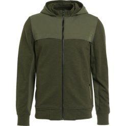 BOSS CASUAL ZTEP Bluza rozpinana khaki. Bluzy męskie BOSS CASUAL, z bawełny. Za 839.00 zł.