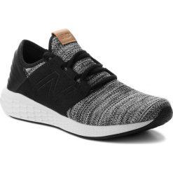 Buty NEW BALANCE - MCRUZKW2  Biały Czarny. Białe buty sportowe męskie New Balance, z materiału. Za 379.99 zł.