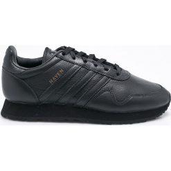 Adidas Originals - Buty Haven. Czarne buty sportowe męskie adidas Originals, z materiału. W wyprzedaży za 479.90 zł.