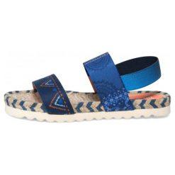 Desigual Sandały Damskie Formentera Denim B 36 Niebieski. Sandały damskie marki bonprix. W wyprzedaży za 189.00 zł.