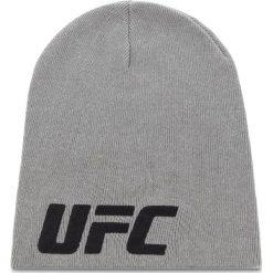Czapka Reebok - UFC Beanie CZ9907 Mgreyh. Szare czapki i kapelusze męskie Reebok. W wyprzedaży za 109.00 zł.