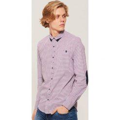 Koszula w drobną kratkę - Wielobarwn. Koszule męskie marki Giacomo Conti. W wyprzedaży za 49.99 zł.