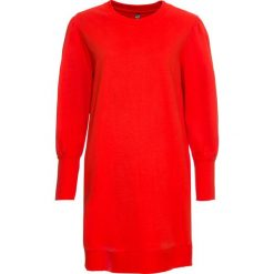 Sukienka dresowa bonprix czerwony. Sukienki damskie marki DOMYOS. Za 99.99 zł.