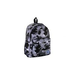 Hama Plecak Luton kolor: Camouflage. Szare torby i plecaki dziecięce HAMA, z tkaniny. Za 71.99 zł.