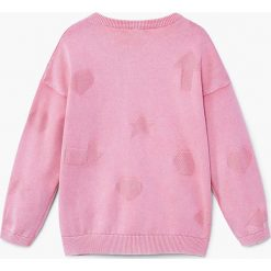 Mango Kids - Sweter dziecięcy Vale 104-164 cm. Swetry damskie marki bonprix. W wyprzedaży za 49.90 zł.