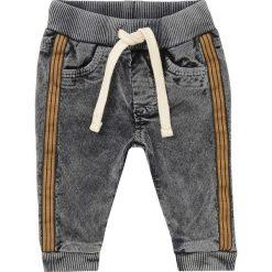 """Dżinsy """"Italy"""" w kolorze antracytowym. Jeansy dla chłopców marki Reserved. W wyprzedaży za 59.95 zł."""