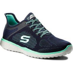 Buty SKECHERS - Supersonic 23327/NVGR Navy/Green. Obuwie sportowe damskie marki Nike. W wyprzedaży za 179.00 zł.